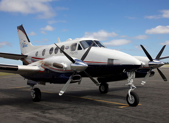 Beechcraft C90B King Air